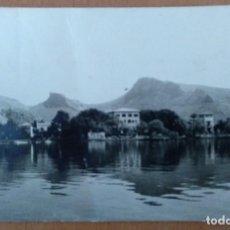 Postales: POSTAL HOTEL ILLA D'OR PUERTO DE POLLENSA MALLORCA CIRCULADA 1959 . Lote 117200999