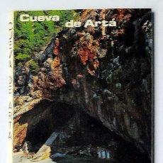 Postales: GRUPO DE 11 POSTALES CUEVAS DE ARTA, PALMA DE MALLORCA, AÑO 1963. Lote 117730159