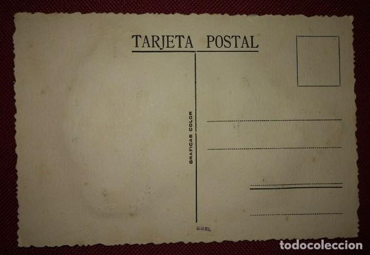 Postales: BALEARS Postal bordada con hilo traje típico BALEARES Bolero Mallorquin - Mallorca - Xelin - Foto 5 - 118034095