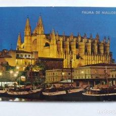 Postais: TARJETA POSTALES - 1969 ESPAÑA - PALMA DE MALLORCA - CATEDRAL . Lote 118779031