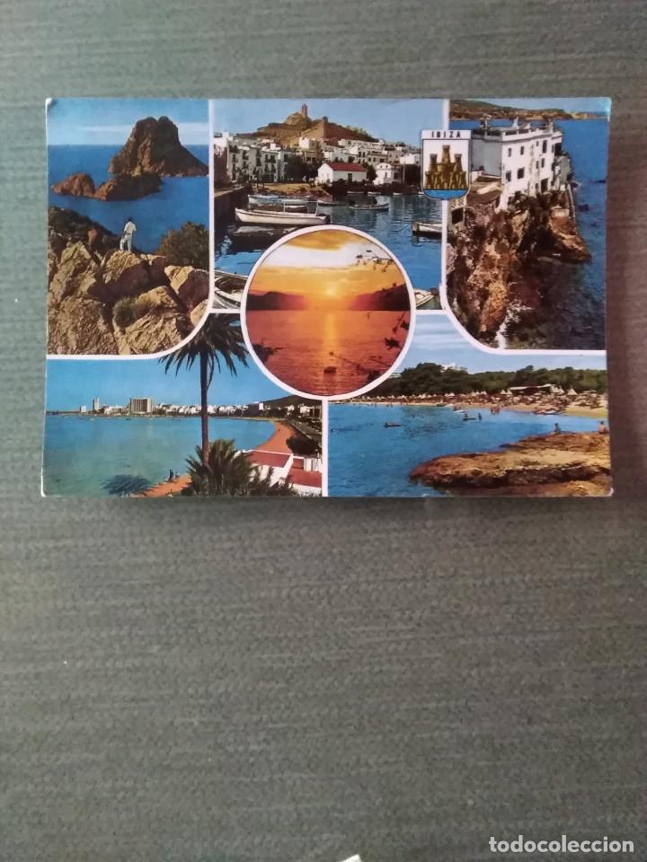 POSTAL IBIZA ISLAS BALEARES (Postales - España - Baleares Moderna (desde 1.940))