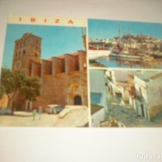 Postales: IBIZA 275. DETALLES DE LA CIUDAD .CASA FIGUERETAS , SIN CIRCULAR. Lote 119861939