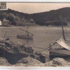 Postales: POSTAL DE IBIZA - PLAYA CALA VADELLA .. Lote 120498071