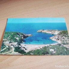 Postales: IBIZA ( BALEARES ) CALA VADELLA.VISTA AEREA. Lote 121132391
