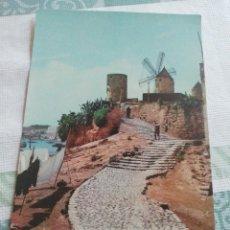Postales: POSTAL MALLORCA PALMA - EL MOLINO DEL JONQUET SERIE 2 N 3223. Lote 121441663
