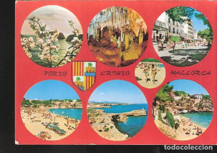 PORTO CRISTO. MALLORCA. (Postales - España - Baleares Moderna (desde 1.940))