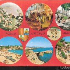 Postales: PORTO CRISTO. MALLORCA.. Lote 121794459