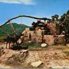 Postais: MALLORCA -NORIA TÍPICA- 1960. Lote 121939795