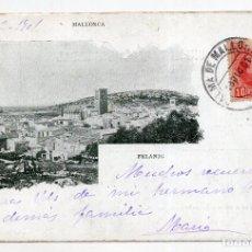 Postales: MALLORCA.- FELANIG. Nº9. JOSÉ TOUS. Lote 172927614