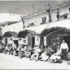 Postales: MALLORCA .- SAN AGUSTIN .- BAR EL GRILLO Y PEPE BAR .- FOTO CASA PLANAS 1960. Lote 123021975
