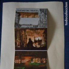 Postales: POSTALES DE LAS CUEVAS DEL DRACH. Lote 122816263