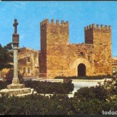 Postales: 1850 - MALLORCA - ALCUDIA.- VISTA PARCIAL DE LAS MURALLAS.. Lote 124401587