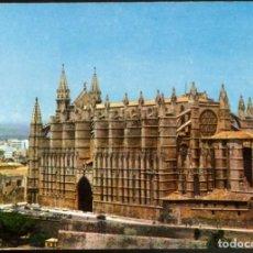 Postales: PALMA DE MALLORCA .- LA CATEDRAL.. Lote 124403755