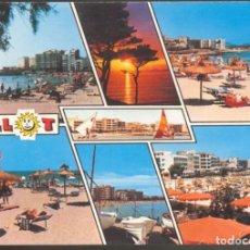 Postales: 2044 - DIVERSOS ASPECTOS DE S'ILLOT.- CALA MOREYA - MALLORCA. Lote 124405539