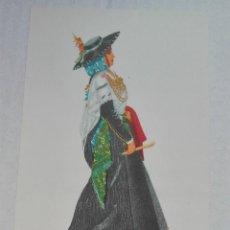 Postales: CPA CARTE POSTALE ALTE POSTKARTE OLD TRAJE TÍPICO IBIZA EDICIONES BRÚJULA. Lote 124692459