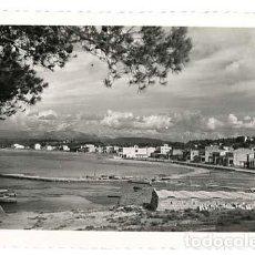 Postales: BALEARES PALMA DE MALLORCA PLAYA DEL ARENAL ED ARRIBAS, CIRCULADA. Lote 125120419