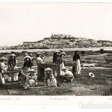 Postales: BALEARES IBIZA VISTA GENERAL FOTO VIÑETS 49. POSTAL FOTOGRÁFICA, SIN CIRCULAR. Lote 125130863