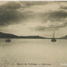 Postales: MALLORCA .- BAHIA DE POLLENSA .- EDICION JOSE TOUS .- SIN CIRCULAR. Lote 125146483