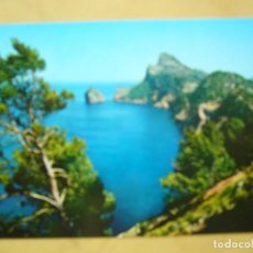 Postales: FORMENTOR (MALLORCA) - ES COLOMÉ. Lote 126243835