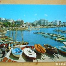 Postales: C´AN PASTILLA (MALLORCA) - PLAYA SAN ANTONIO (ESCRITA Y CIRCULADA). Lote 126244775