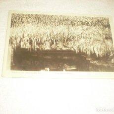 Postales: MANACOR, MALLORCA . CUEVAS DEL DRACH. CIRCULADA 1935.. Lote 126885331