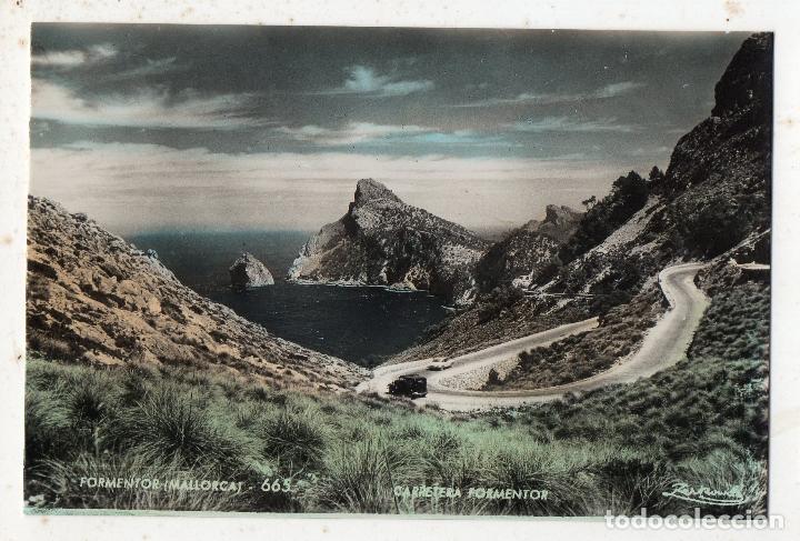 FORMENTOR. MALLORCA. CARRETERA FORMENTOR. (Postales - España - Baleares Moderna (desde 1.940))