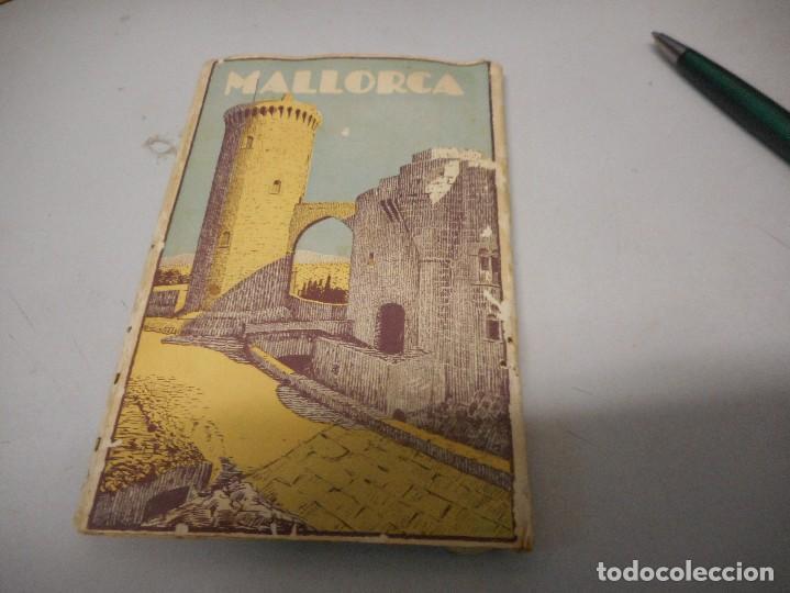 MAGNIFICO BLOC MALLORCA 10 POSTALES EN BROMURO PRIMERA SERIE (Postales - España - Baleares Antigua (hasta 1939))