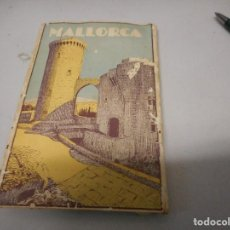 Postales: MAGNIFICO BLOC MALLORCA 10 POSTALES EN BROMURO PRIMERA SERIE. Lote 127644851