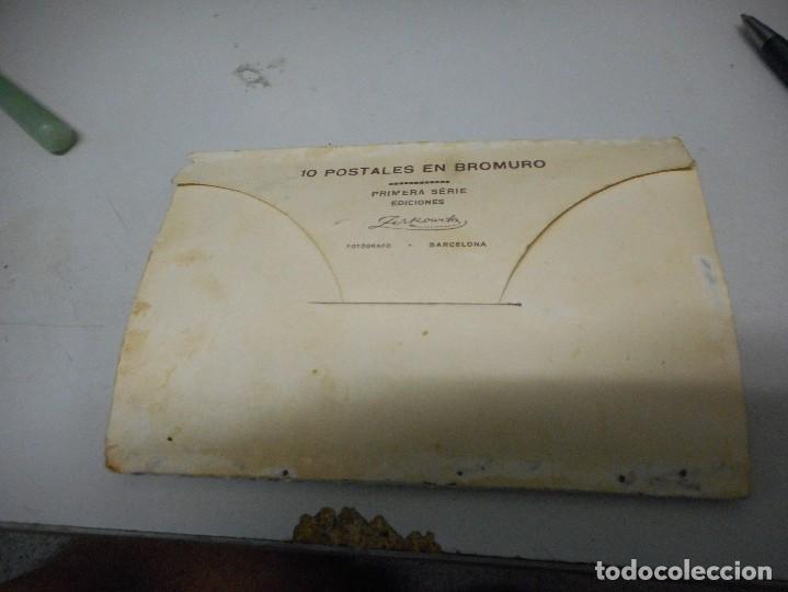 Postales: magnifico bloc mallorca 10 postales en bromuro primera serie - Foto 2 - 127644851