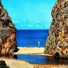 Postales: MALLORCA -DESEMBOCADURA Y PLAYA DEL TORRENTE DE PAREIS- (CYP Nº 3472) SIN CIRCULAR / P-4140. Lote 128044287