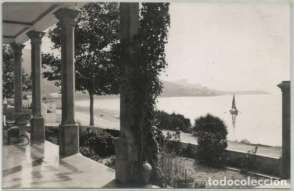 POSTAL POLLENSA PUERTO HOTEL MAR I CEL MARICEL TERRAZA ED. BESTARD MALLORCA (Postales - España - Baleares Moderna (desde 1.940))