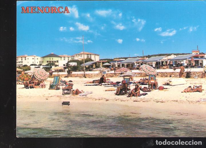 PLAYA PUNTA PRIMA. SAN LUIS. MENORCA. (Postales - España - Baleares Moderna (desde 1.940))
