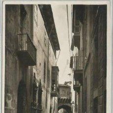 Postales: POSTAL FOTOGRAFICA PALMA DE MALLORCA CALLE DE LA ALMUDAINA ED. AM N° 144. Lote 128690979