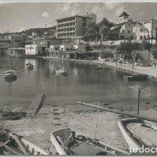 Postales: POSTAL SAN AGUSTIN PALMA DE MALLORCA HOTEL LIS BARCAS ED. PLANAS N° 2011 -- 1960. Lote 128694791
