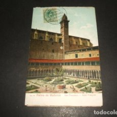 Postales: PALMA DE MALLORCA SAN FRANCISCO. Lote 128920899
