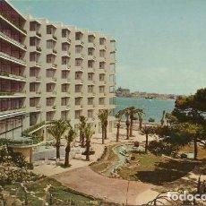 Postales: POSTAL PALMA DE MALLORCA HOTEL FENIX EL JARDIN 1960. Lote 177087103