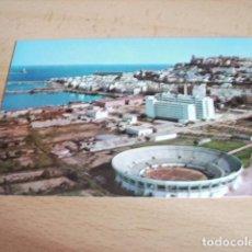 Postales: IBIZA ( BALEARES ) CIUDAD VISTA AEREA. Lote 130170099