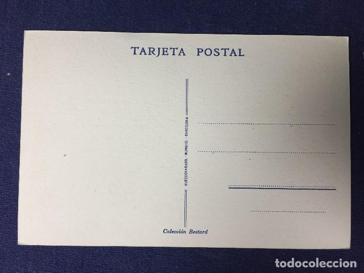 Postales: POSTAL MALLORCA Formentor El Puat visto desde el baño de la sirena no escrita ni circulada - Foto 2 - 130659153