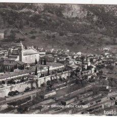 Postales: VALLDEMOSA, VISTA GENERAL DE LA CARTUJA. Lote 131148832