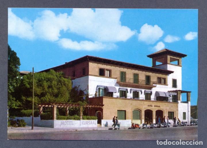 PALMA DE MALLORCA.- HOTEL KURSAAL (Postales - España - Baleares Moderna (desde 1.940))