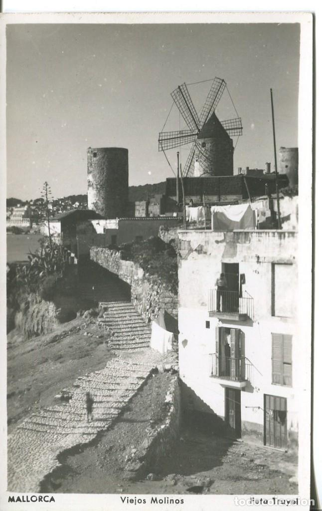 MALORCA- VIEJOS MOLINOS-TRUYOL (Postales - España - Baleares Moderna (desde 1.940))