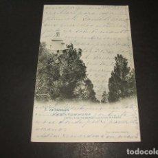 Postales: VALLDEMOSA MALLORCA POSESION DEL ARCHIDUQUE CAPILLA DE RAIMUNDO LULIO EN MIRAMAR. Lote 132460926
