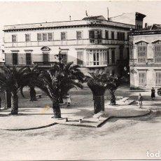 Postales: PS7883 CIUDADELA 'PLAZA DE ALFONSO III'. AL.LES. CIRCULADA. 1955. Lote 132554466