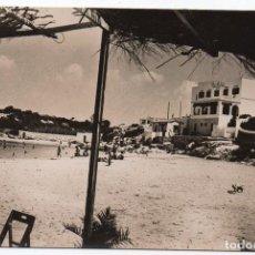 Postales: PS7888 CIUDADELA 'PLAYA SANTANDRIA'. HERNANDO. CIRCULADA. 1956. Lote 132557194