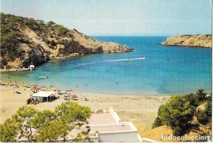 == P1123 - POSTAL - CALA VADELLA - IBIZA - VISTA PARCIAL (Postales - España - Baleares Moderna (desde 1.940))