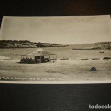 Postales: MANACOR MALLORCA CUEVAS DEL DRACH PORTO CRISTO. Lote 132727586