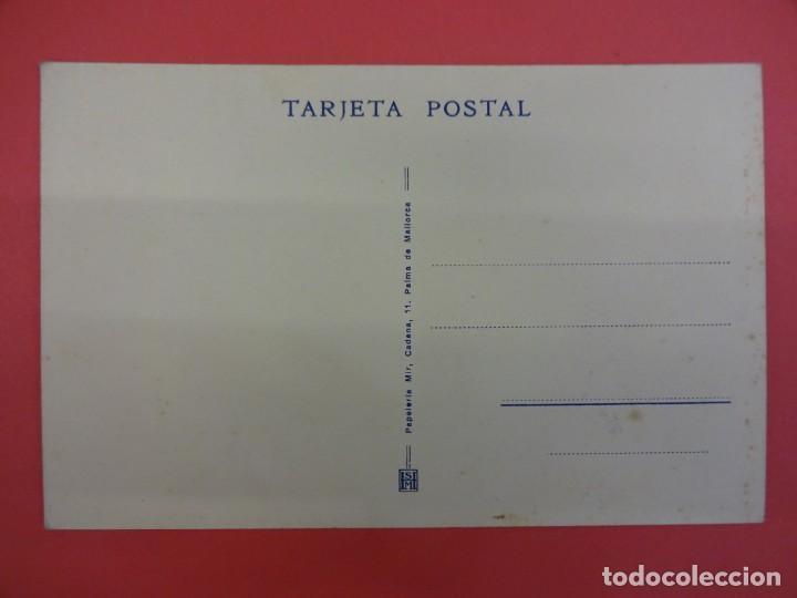 Postales: MALLORCA. Tipos Mallorquines - Foto 2 - 133318394