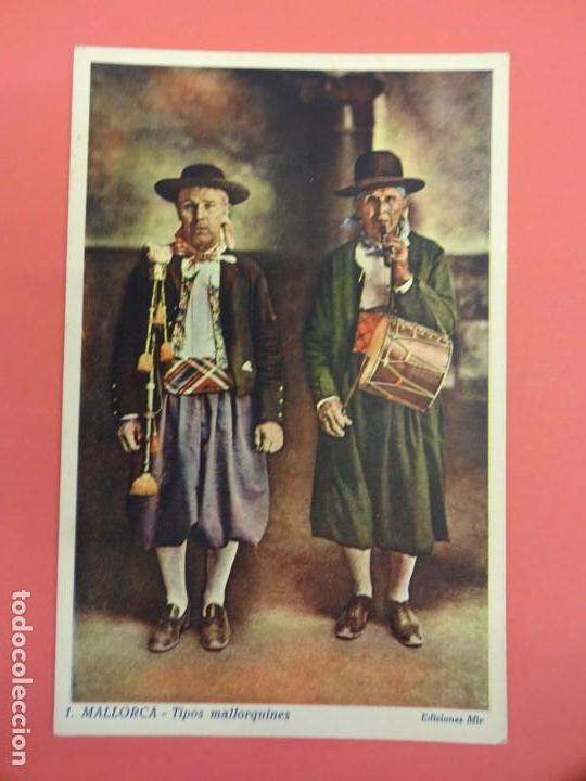 MALLORCA. TIPOS MALLORQUINES (Postales - España - Baleares Antigua (hasta 1939))