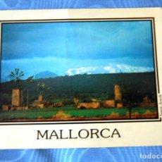 Postales: MALLORCA. Lote 133532378
