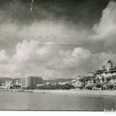 Postales: PALMA DE MALLORCA--MOLINOS -ES JONQUET-1956-- PLANAS. Lote 134532442